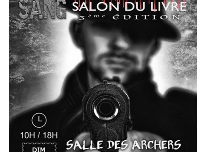 """Salon du livre """"Sang pour sang thriller, mais pas que"""