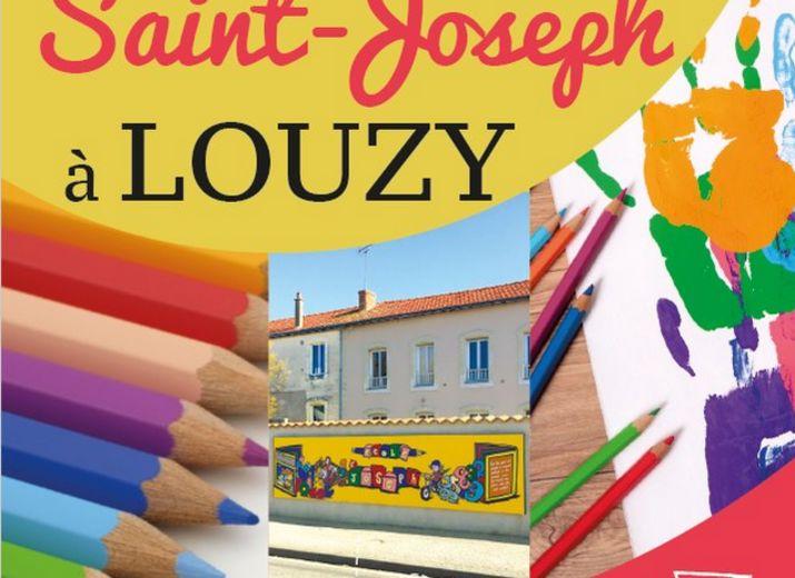 Coup de pouce école St Jospeh de Louzy