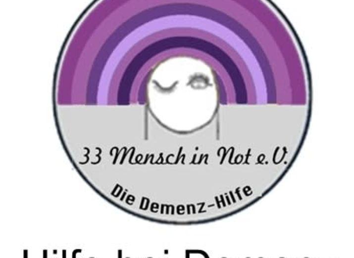 Die Demenz-Hilfe – 33 Mensch - in - Not e.V.