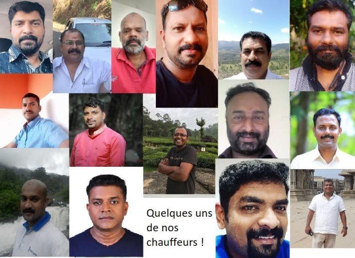 URGENT : Aidez-moi à soutenir des chauffeurs en INDE du sud