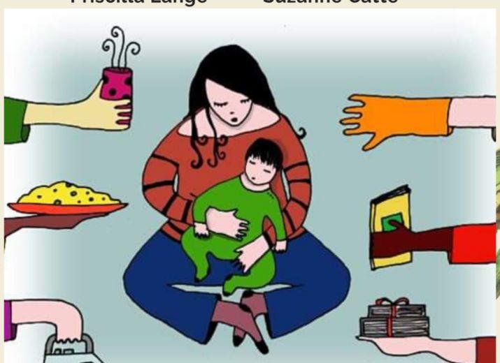 la ronde solidaire des mamans du Gard