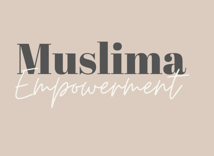 Support small Muslima Businesses