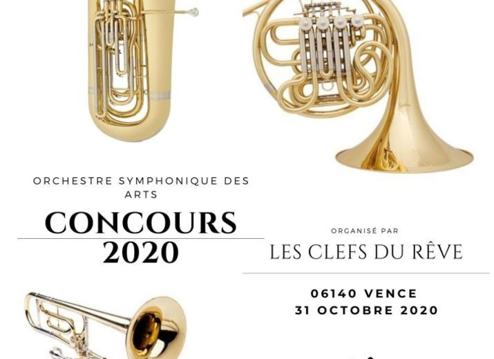 Concours Os'Arts 2020 !