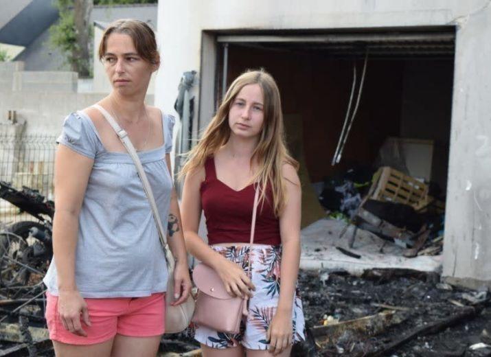 Aidons la famille Fichet dont la maison a été incendiée par des délinquants