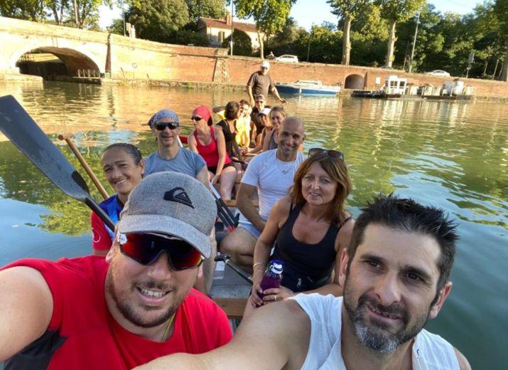 Dragon Boat Occitan