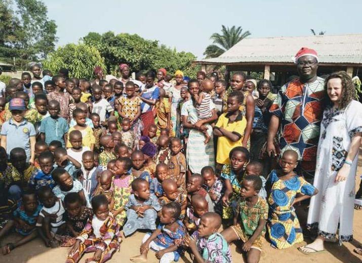 Aidez nous à Donner un sourire aux enfants du Bénin