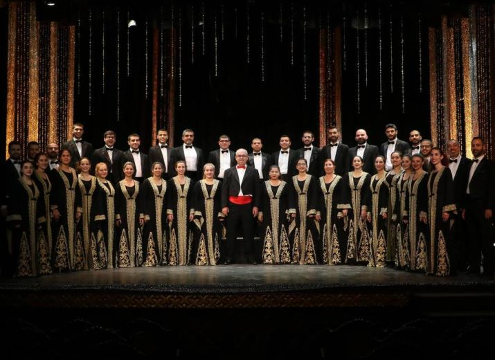 Soutien au Fayha Choir