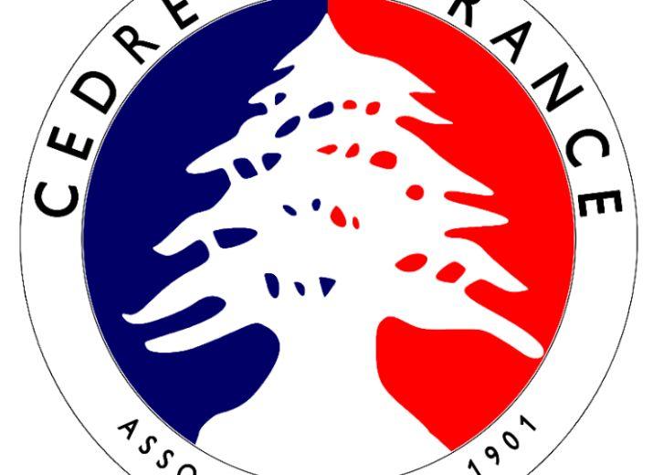 Cèdre de France au chevet du Cèdre du Liban