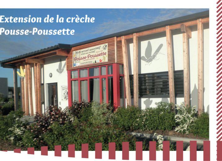 Pousse Poussette