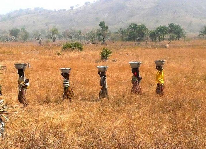 Projet forage : Apporter l'eau à des villages du Nord du Togo
