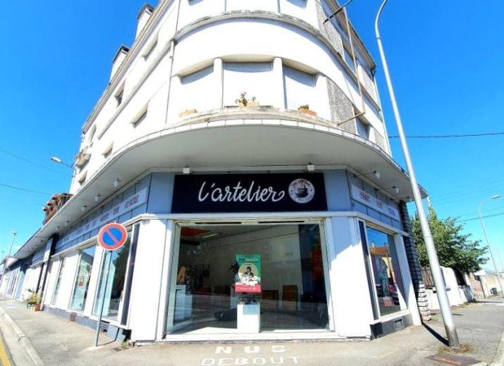 COVID 19- Soutien à L' Artelier-L' art c'est vous!