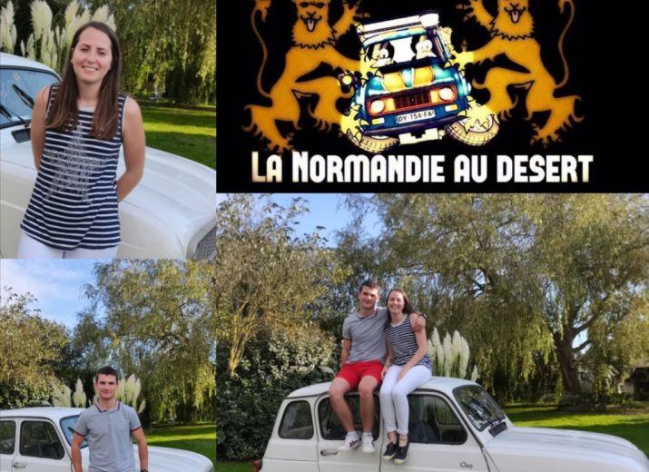 La Normandie au désert