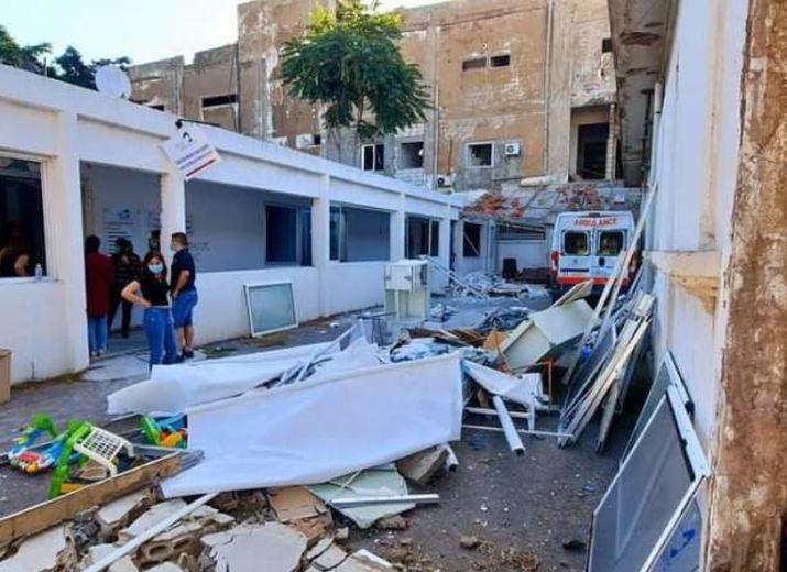 Solidarité Liban Explosion