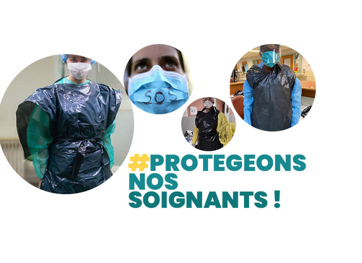 #ProtègeonsNosSoignants