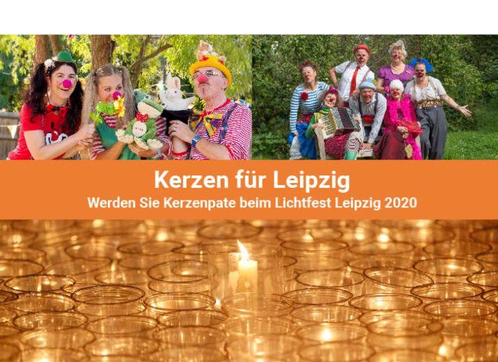 Kerzen für Leipzig
