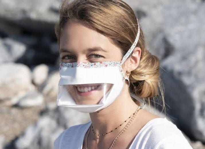 Masque transparent BEETHOVEN®