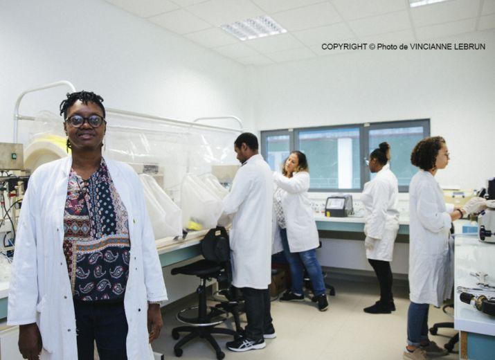 Dépollution Chlordécone - Laboratoire COVACHIM-M2E - Université des Antilles