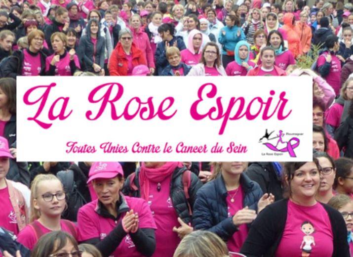 La Rose Espoir 2020 - Toutes unies contre le cancer du sein - Ploumagoar