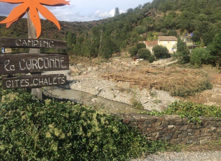 Camping La Corconne