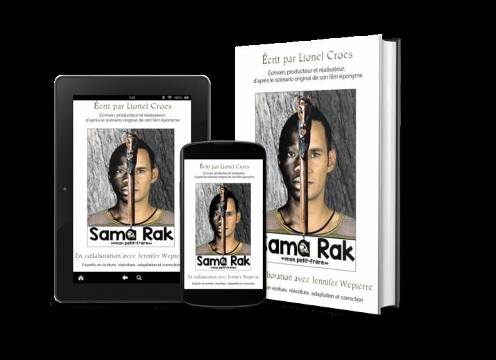 1€/pers pour l'adaptation du film Sama Rak en Roman