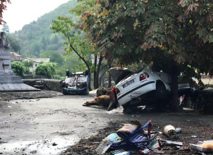 Cagnotte pour Serguei qui a tout perdu après la catastrophe de Valleraugue