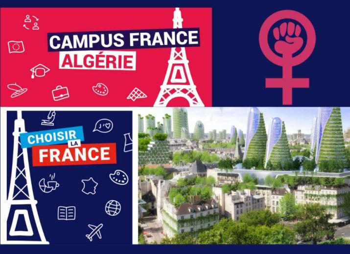 AIDE : Financer mes études en France.