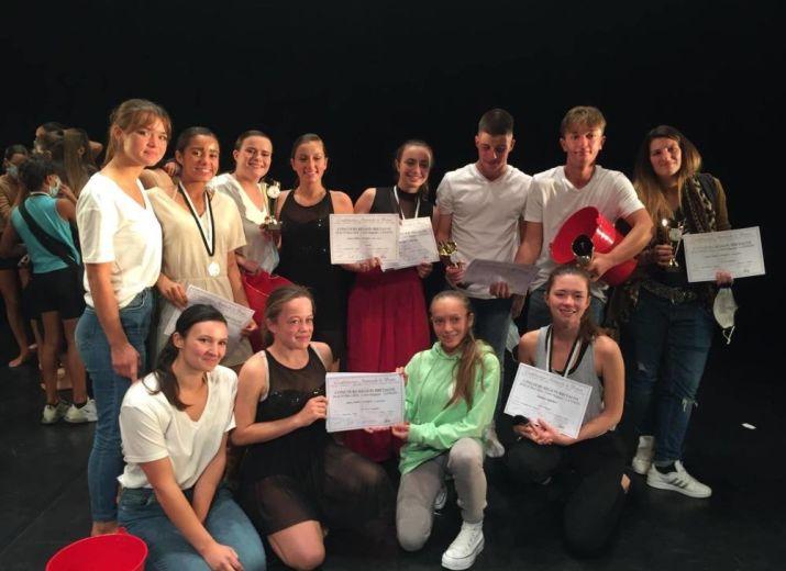 KS Project à Montpellier pour le concours CND National
