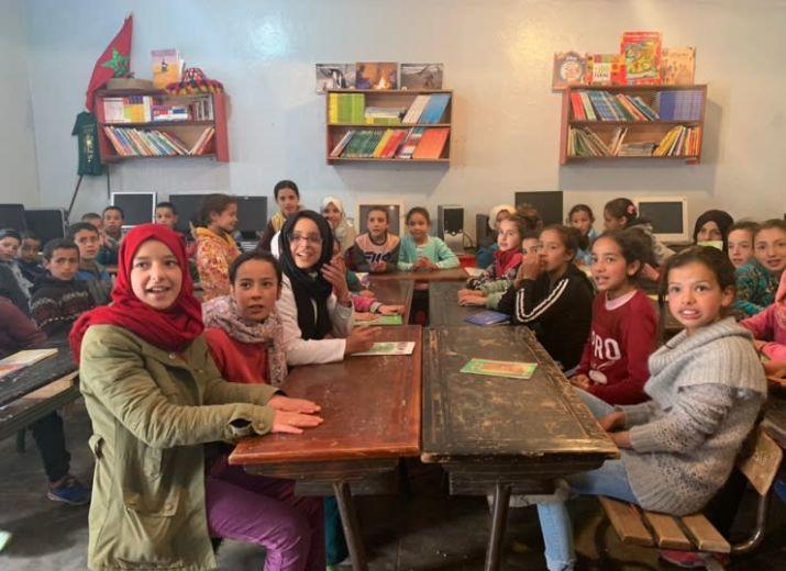 Le droit à l'éducation pour les enfants au MAROC - Association Transaharienne