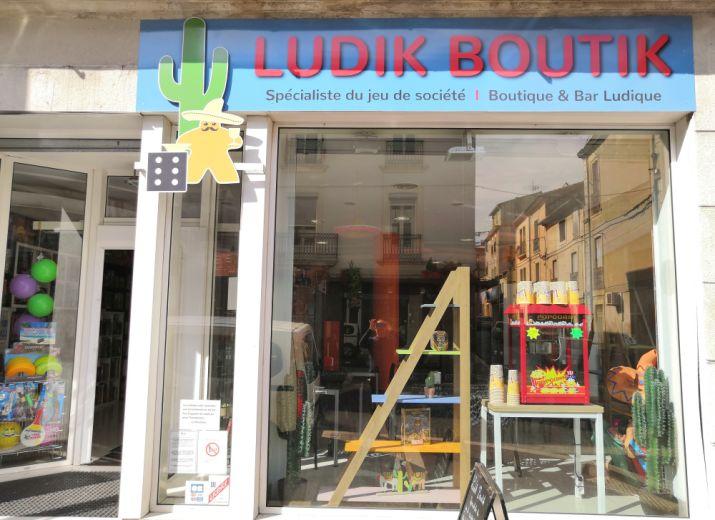 Aidez Mélanie et Sebastien à sauver la Ludik Boutik