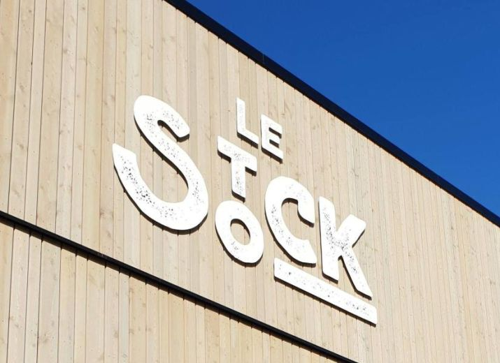 Aidons «Le Stock» - Mennecy