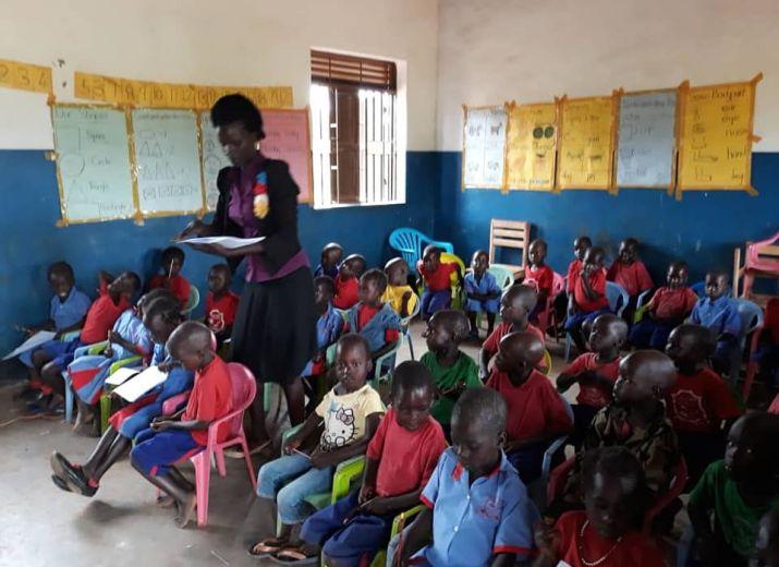 Help build  school to vulnerable children in northern uganda