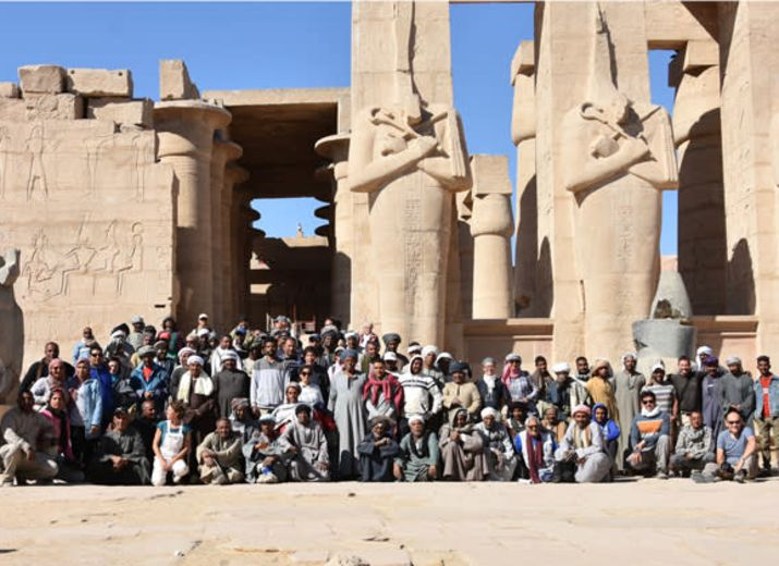 Sauvons Ramsès II