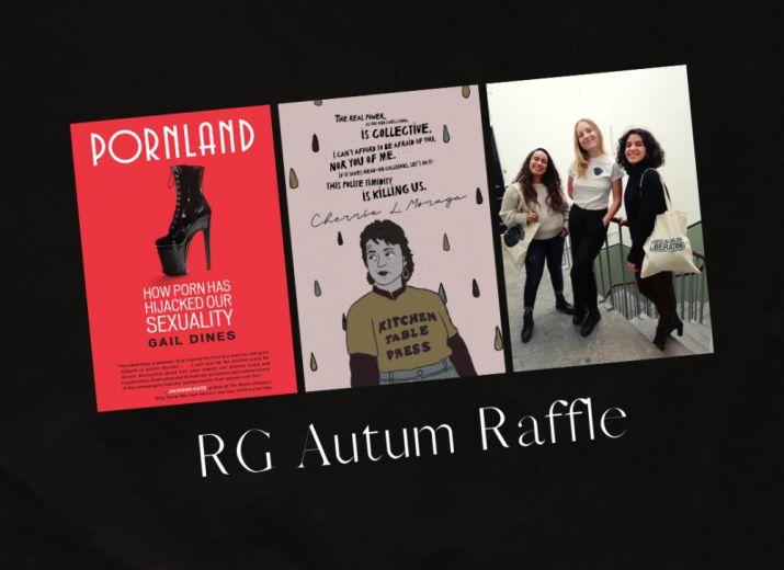 RadicalGirlsss Autumn Raffle