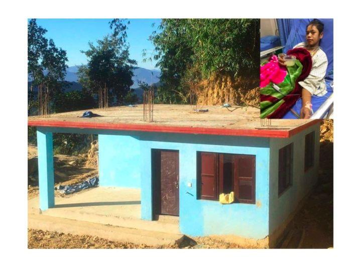 Aide financière : Dispensaire (Ghormu) et Hôpital (Katmandu).