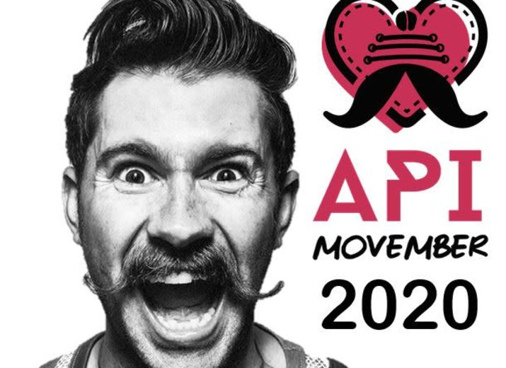 API MOVEMBER RACE 2020
