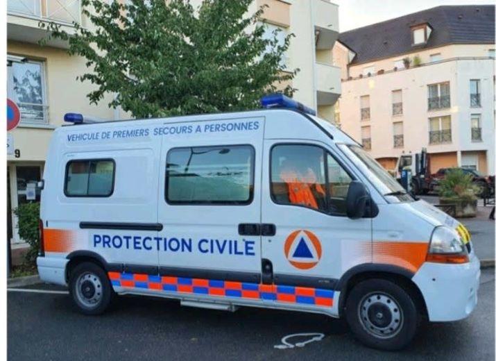 CAGNOTTE POUR LA PROTECTION CIVILE DE CORSE