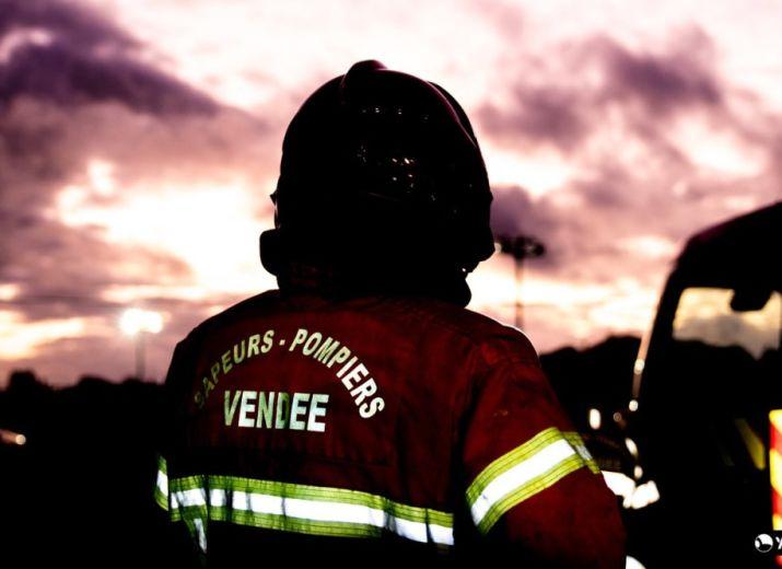 Calendrier 2021 sapeurs pompiers pouzauges