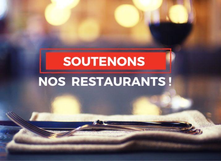 Tous solidaires : soutenons nos restaurants nantais !