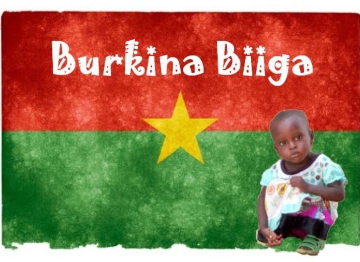 Burkina Biiga pour l'égalité filles et garçons à l'école !
