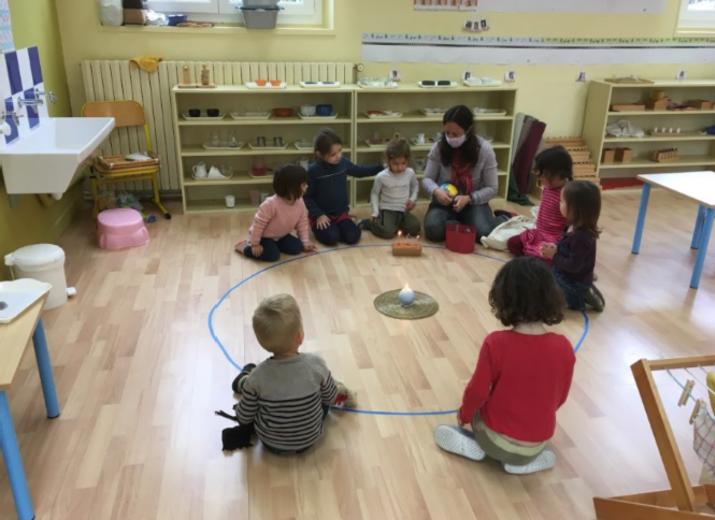Maternelle Montessori ''La ronde des enfants''
