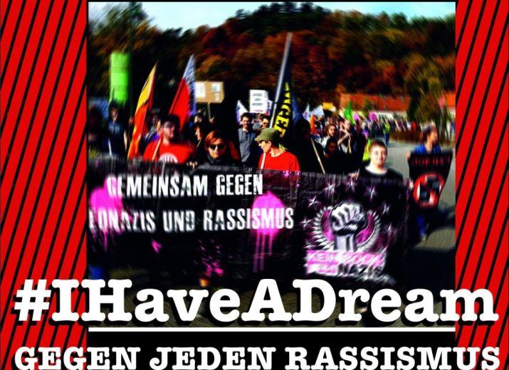 """#IHaveADream - Gegen JEDEN Rassismus"" CD-Sampler"