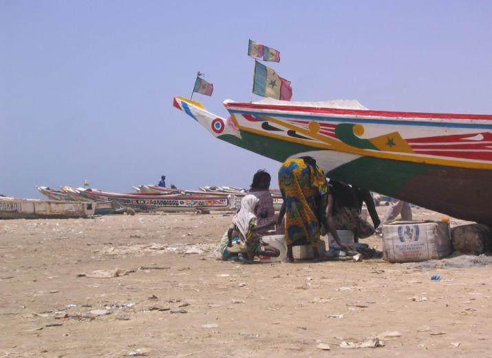 Contribuez au développement local de Saint Louis (Senegal) pour réduire les drames de l'émigration en pirogue