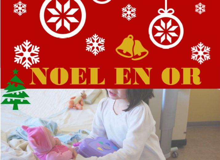 Noël en OR