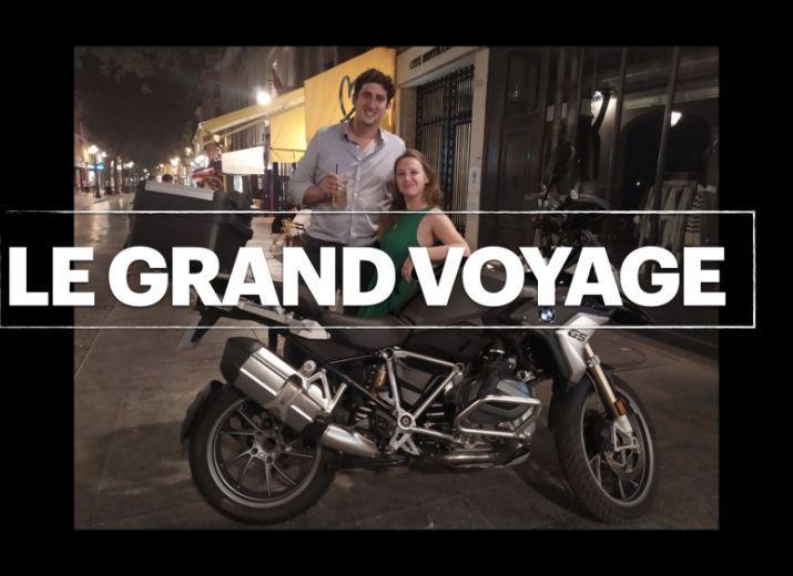 Le Grand Voyage - Guillaume & Cassandre