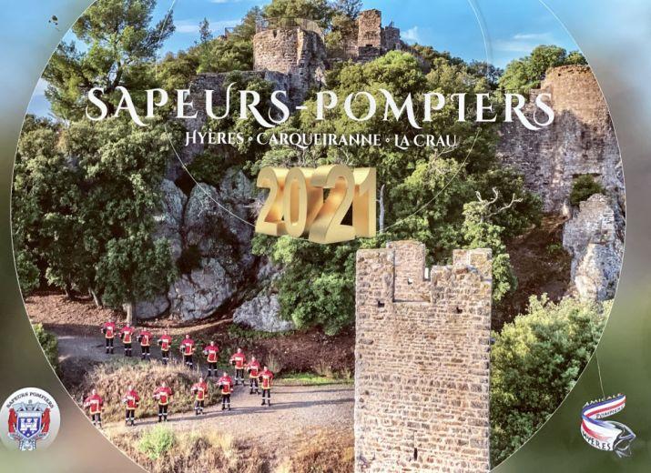 CALENDRIERS 2021 -  Sapeurs-pompiers HYERES-CARQUEIRANNE-LA CRAU