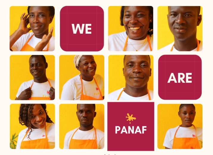 WE ARE PANAF (Formation de 100 migrants en cuisine - Cooking Training of 100 Migrants Côte d'Ivoire, Sénégal & France)