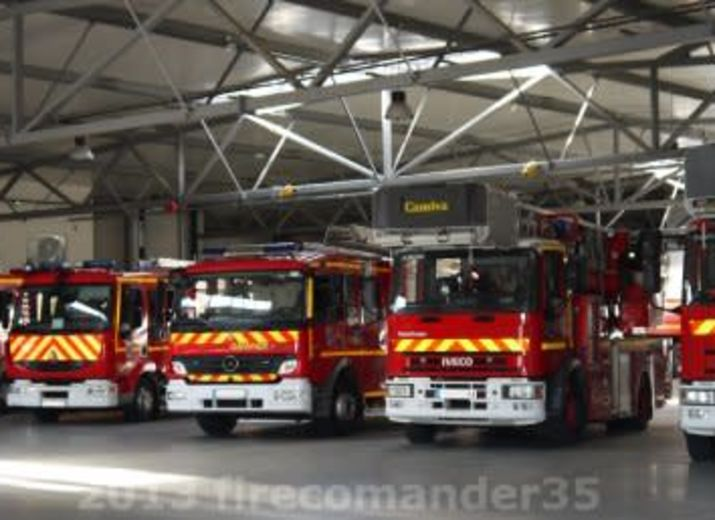 Sapeurs Pompiers Ajaccio