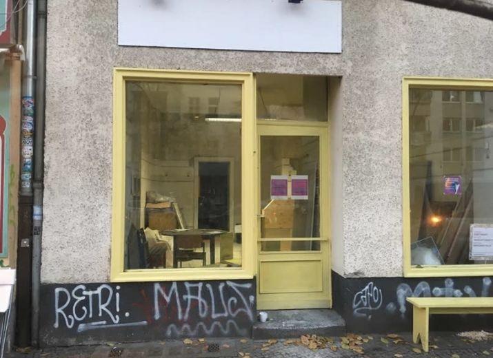 Solidarität braucht Räume - Unterstützt den Kiezladen Allee 154 in Berlin Neukölln