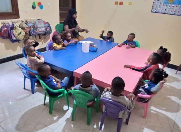 Sauvons l'école Cécile Proy du Sénégal