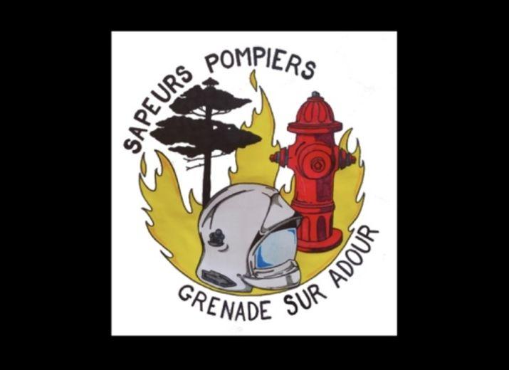 Dons Calendriers Sapeurs-Pompiers Grenade sur Adour